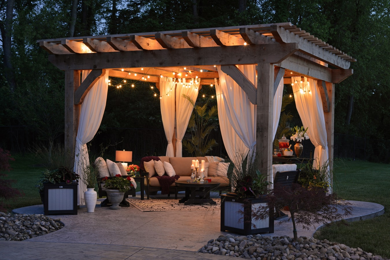 Outdoor living has been shown to improve health and to be a good investment. Read this article to find out tips on how to improve your outdoor living space.