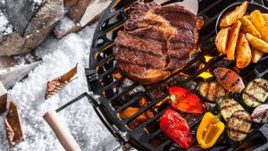 The Magic of the Portable Grill