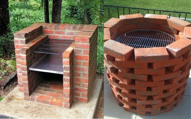 It's Easy to Build a Backyard BBQ Pit