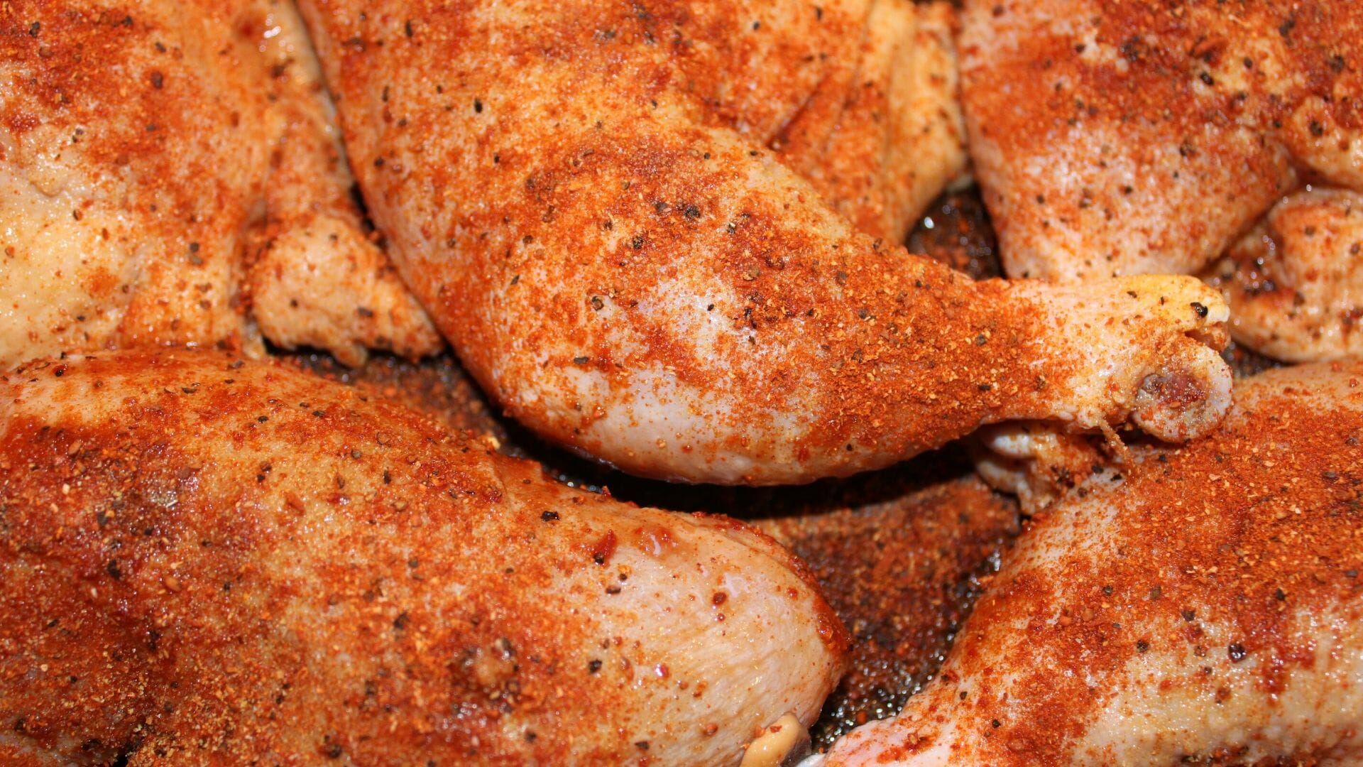 Make your Own Quick and Easy Chicken Rubs